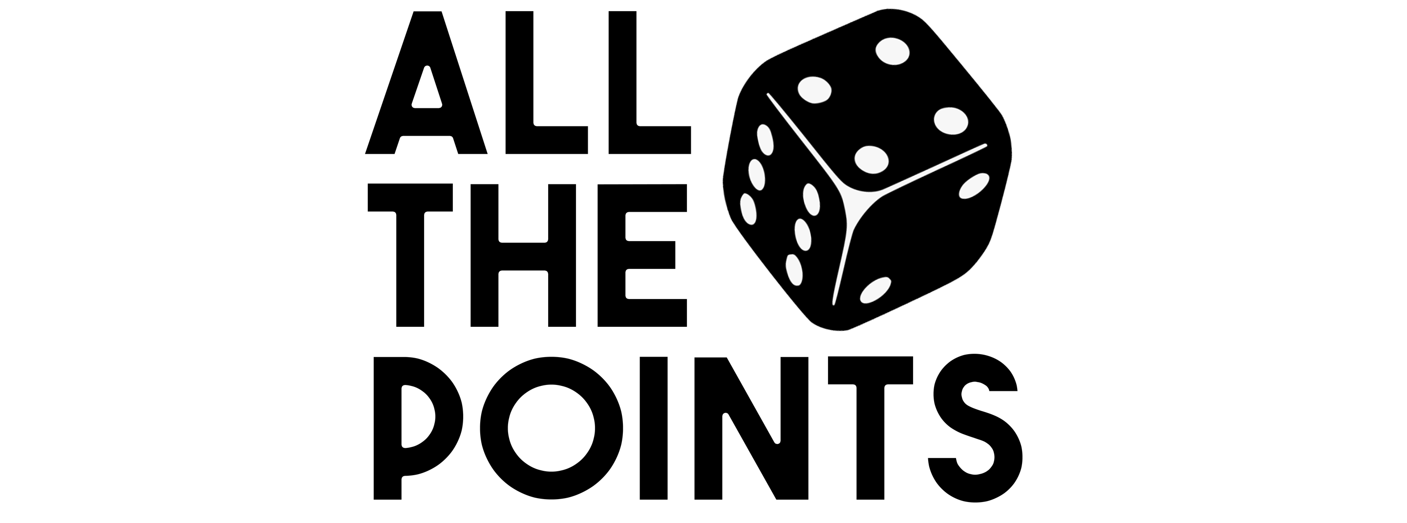 All the Points Logo Banner