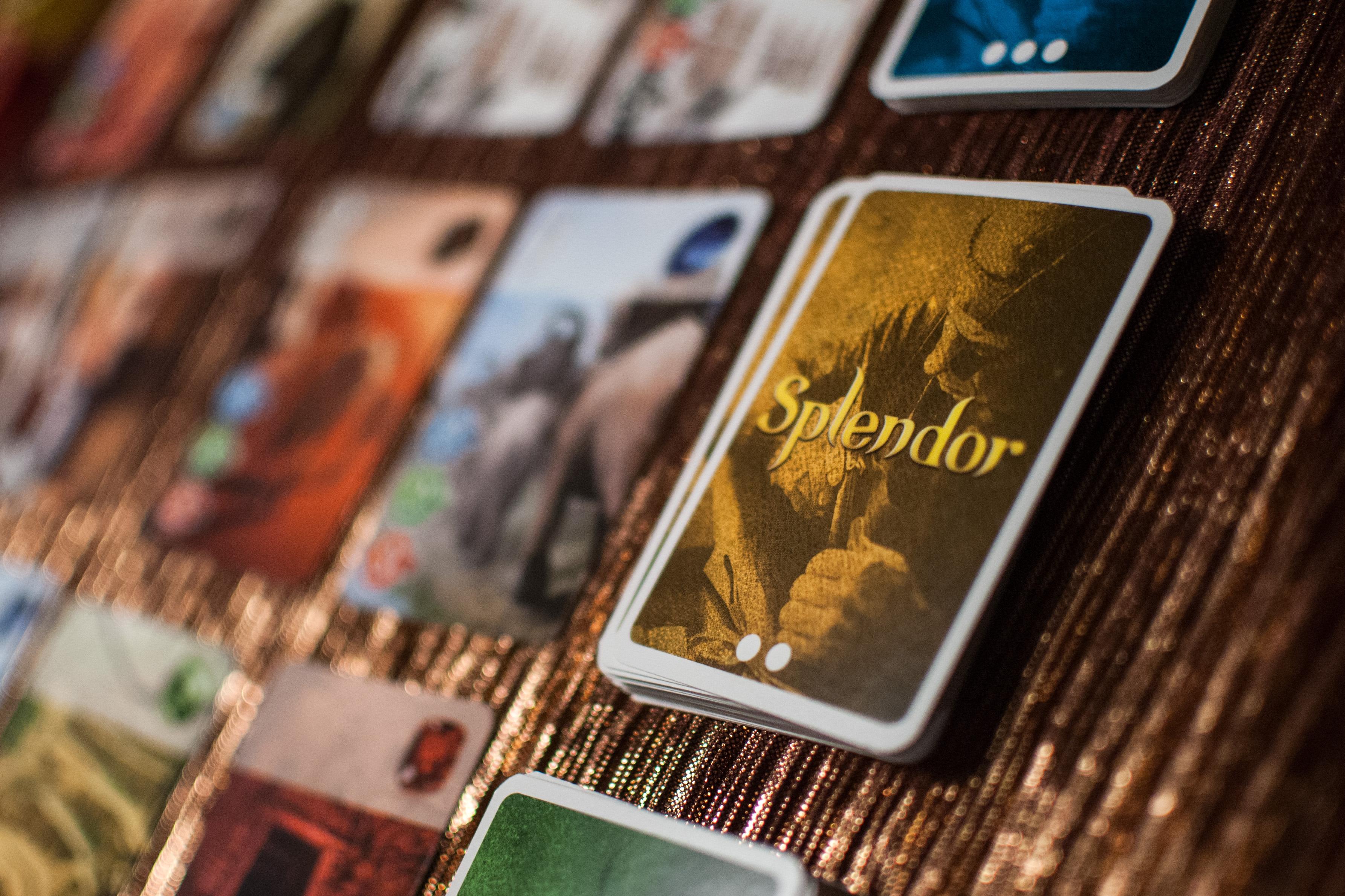 Splendor Development Cards